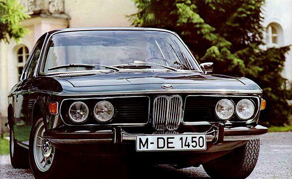 Coupe History Bmw 2800 Cs 3 0 Cs Csi Bmw E9 Bmw Bmw Cars