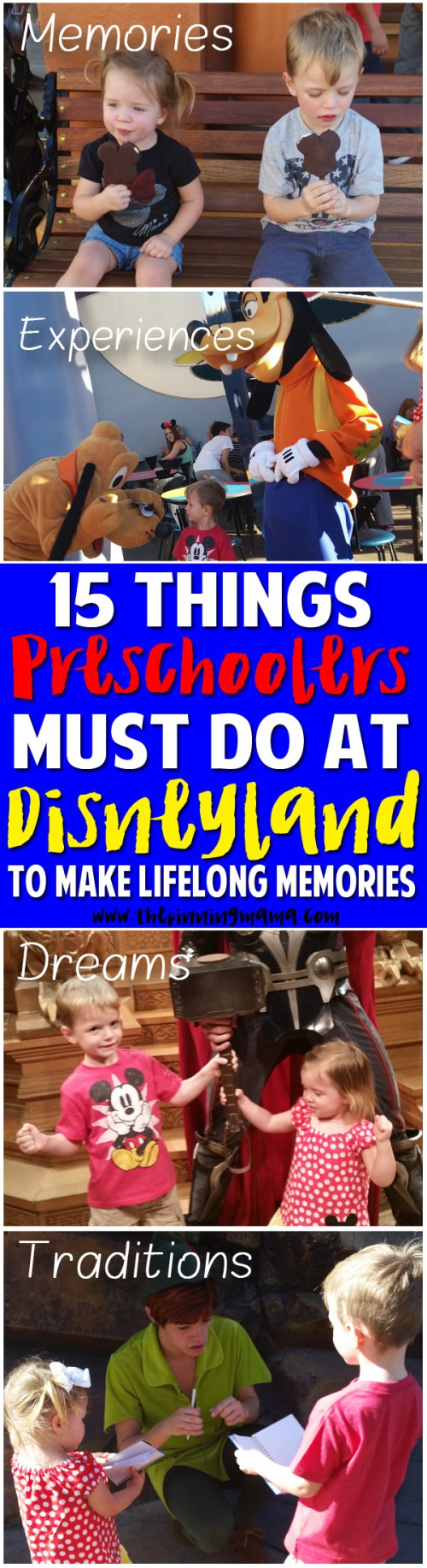 15 MUST DO's with Your Preschooler at Disneyland • The Pinning Mama