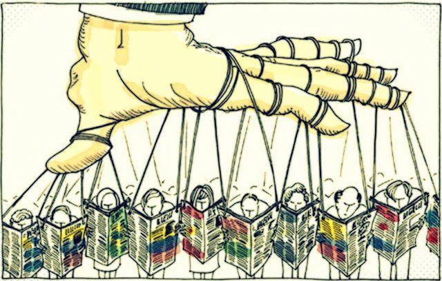 Картинки по запросу 10 estrategias de manipulación mediática