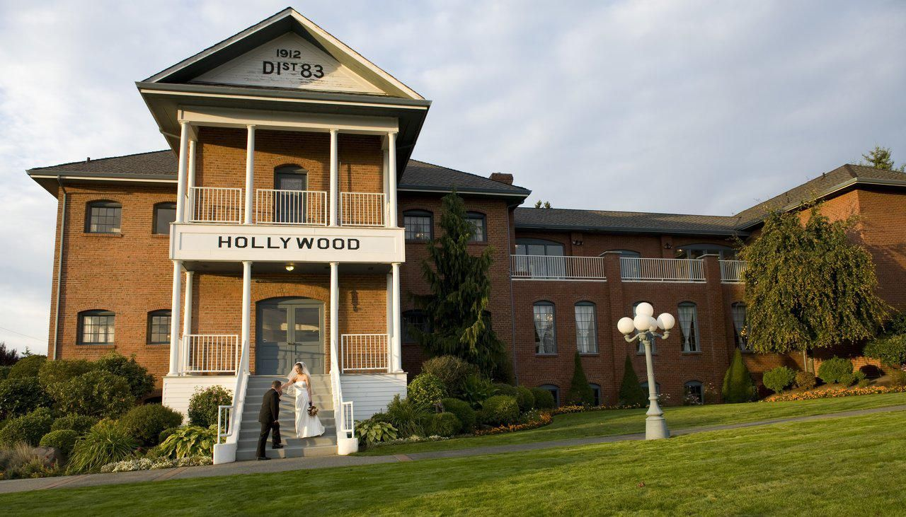 Hollywood Schoolhouse in Woodinville, Washington