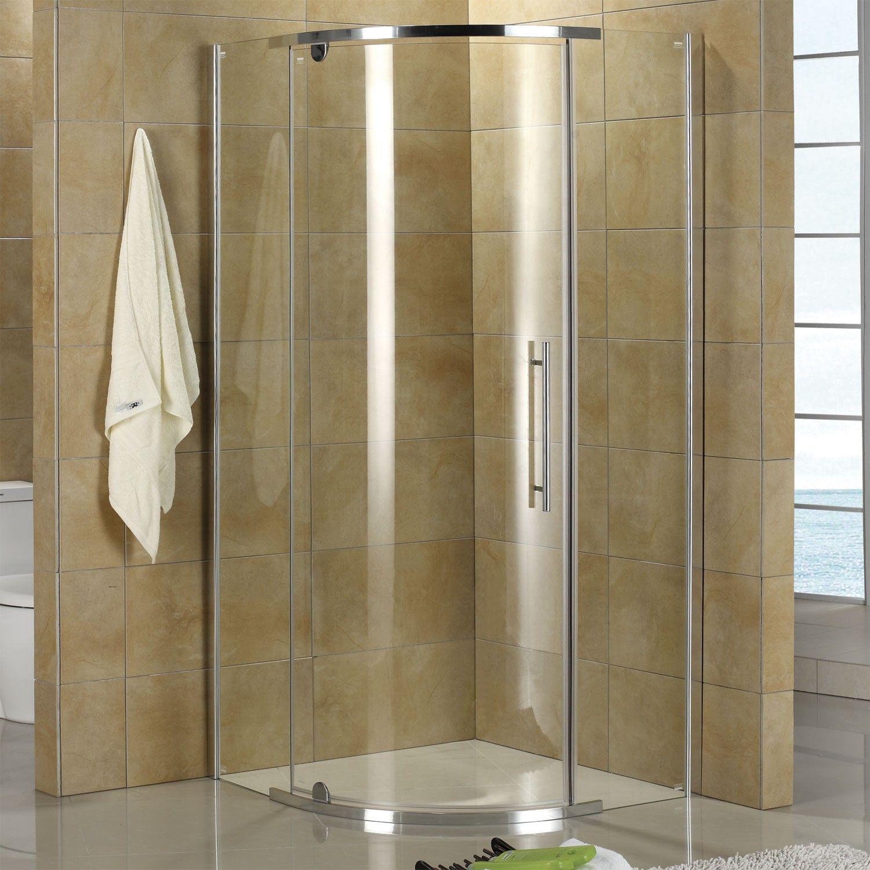 36 X 36 Jackson Corner Shower Enclosure Shower Bathroom