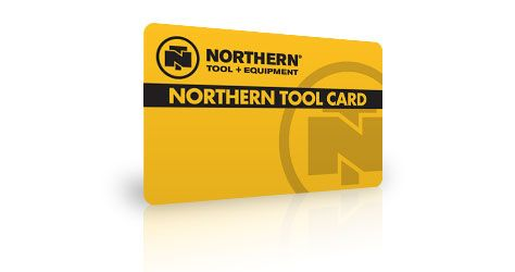 Consumer Northern Tool Card | Tools | Pinterest