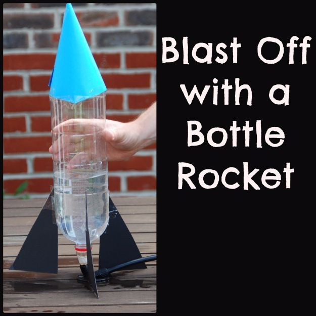 Water Bottle Rocket Materials: Cool DIY Projects For Teen Boys
