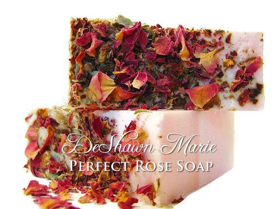 rose savon savon de p tale de rose parfait rose savon. Black Bedroom Furniture Sets. Home Design Ideas