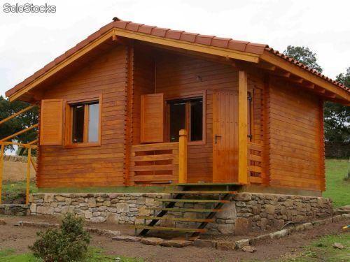 Fotos de manual construcci n de casas de madera - Estructuras casas de madera ...