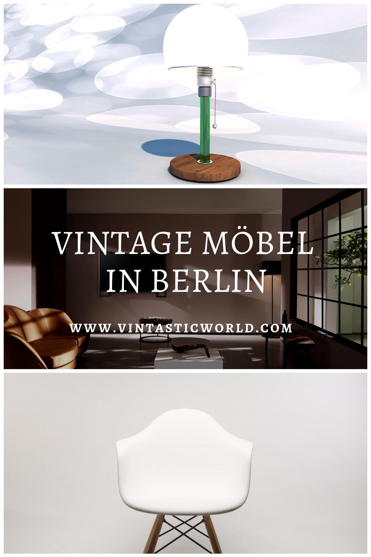 Vintage Möbel kaufen in Berlin und Online. Bauhaus ...