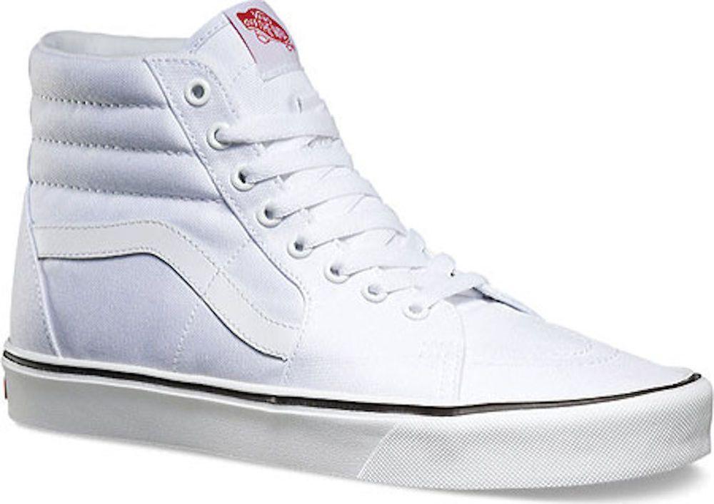 Vans Sk8-Hi Lite Calzado true white KjxqK