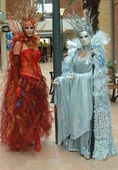 50d0564fa701 Fire and Ice costume inspiration. | f a n t a s i e s | Fire costume ...