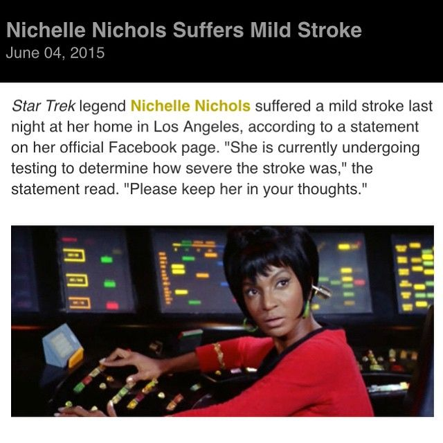 SnapWidget | #Praying for a speedy recovery for our Uhura, Nichelle Nichols. #GetWellSoon #KeepingYouInOurThoughts #StarTrek