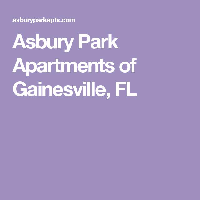 Park Place Apartments Gainesville: Asbury Park Apartments Of Gainesville, FL