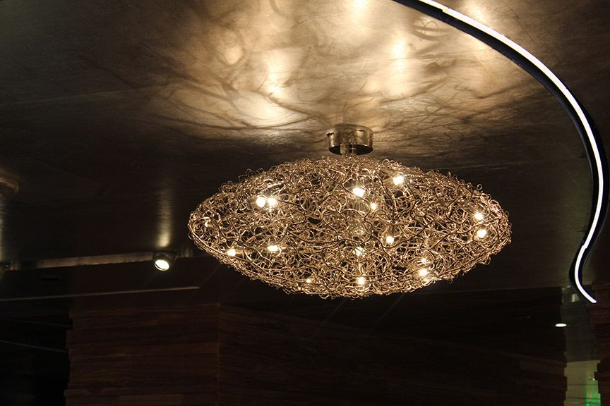 Unique Chandeliers Add Light And Accent Any Room On Your Next