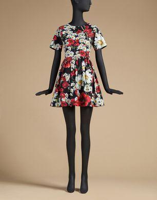 Short dresses - Dolce&Gabbana Online Store - Summer 2016