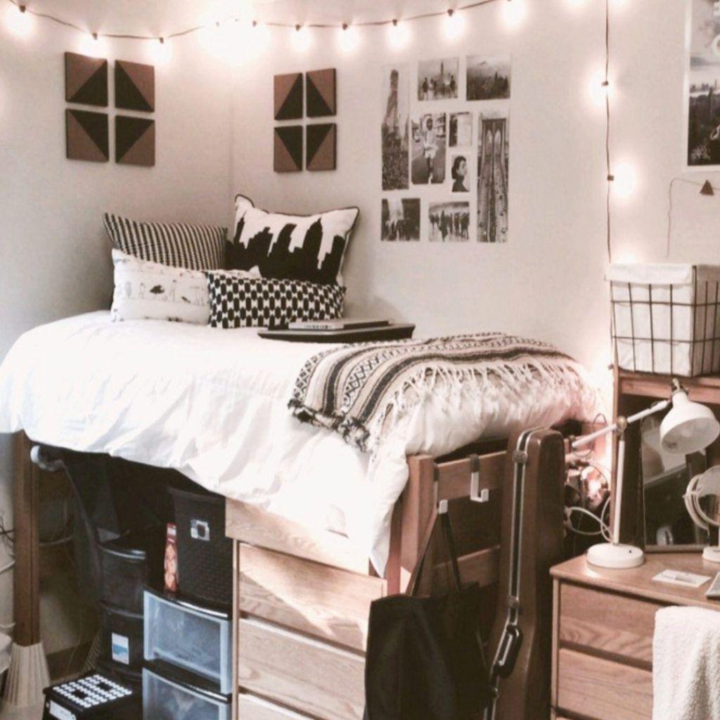 Dorm Room Closet Organization Ideas - 7 Space-Saving Dorm Closet