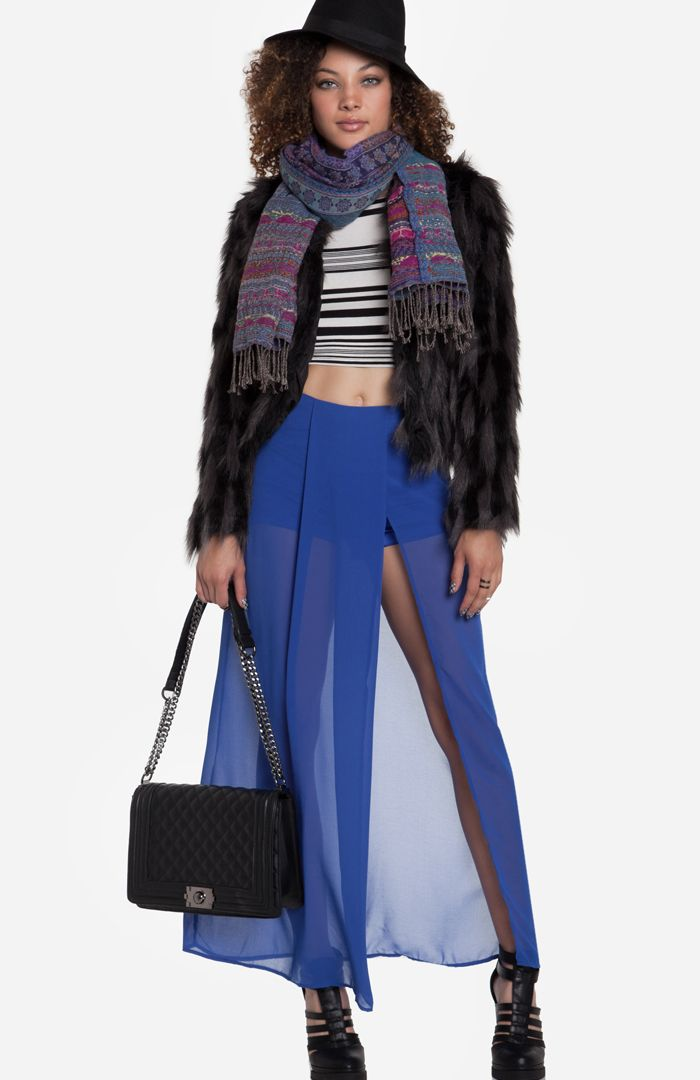 Check out Fur Trimmings at DailyLook