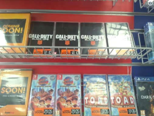 Video game news Call of duty black, Black ops, Black ops 4
