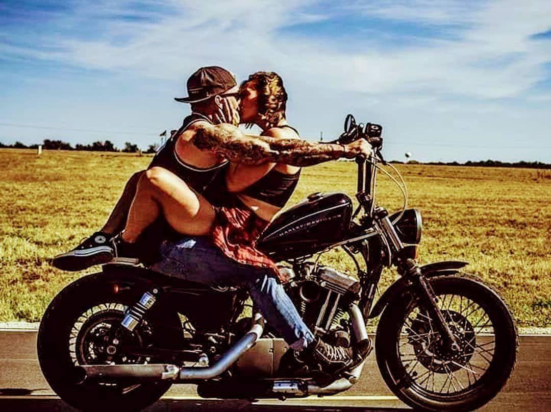 Love Rider Cles Sportster Chopper