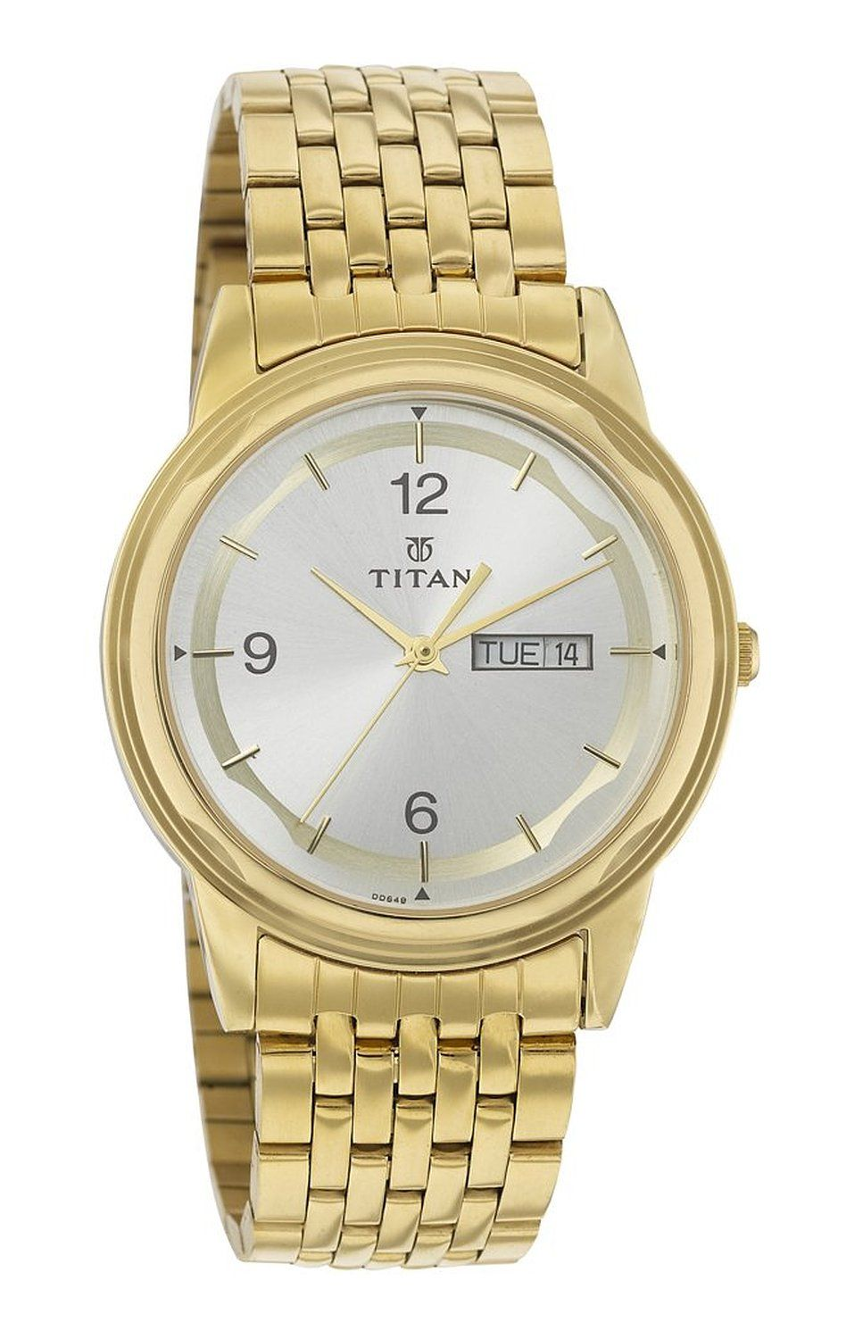 a7b41960cd6 Buy Titan Karishma Analog Silver Dial Men s Watch -1638YM01 Online at Low  Prices in India