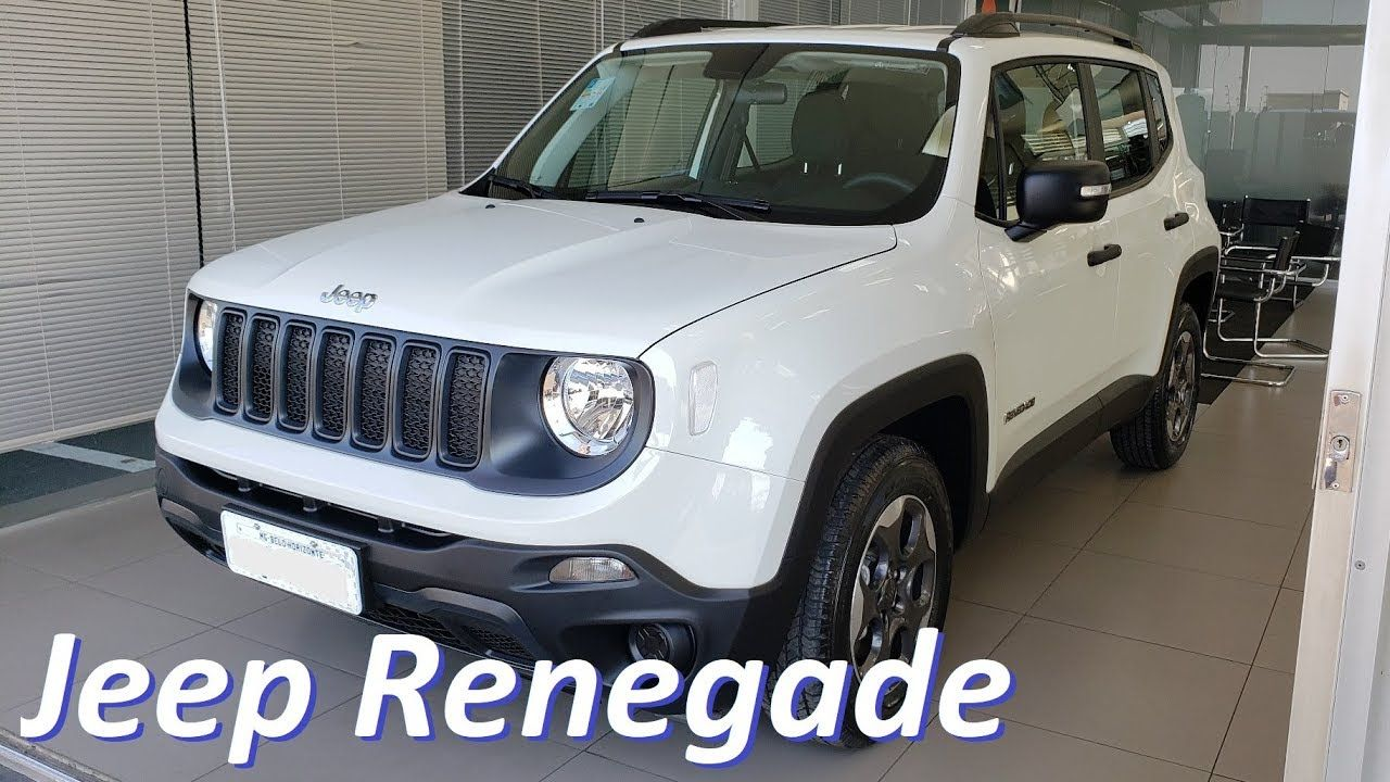 Jeep Renegade 1 8 At 2020 Pcd Canal Do Blog Do Cadeirante Youtube Jeep Renegade Suv Jeep