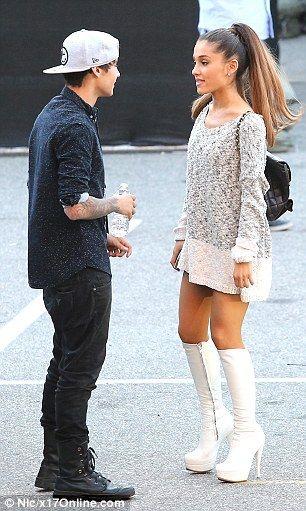 ariana grande dating jai again Ariana grande (photoshoots) - ariana-g millionaire matchmaker millionaire dating twitter that she and jai are an item again ariana grande kisses ex.