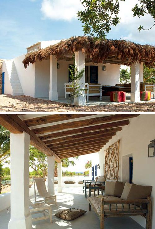 a summer home on formentera | THE STYLE FILES