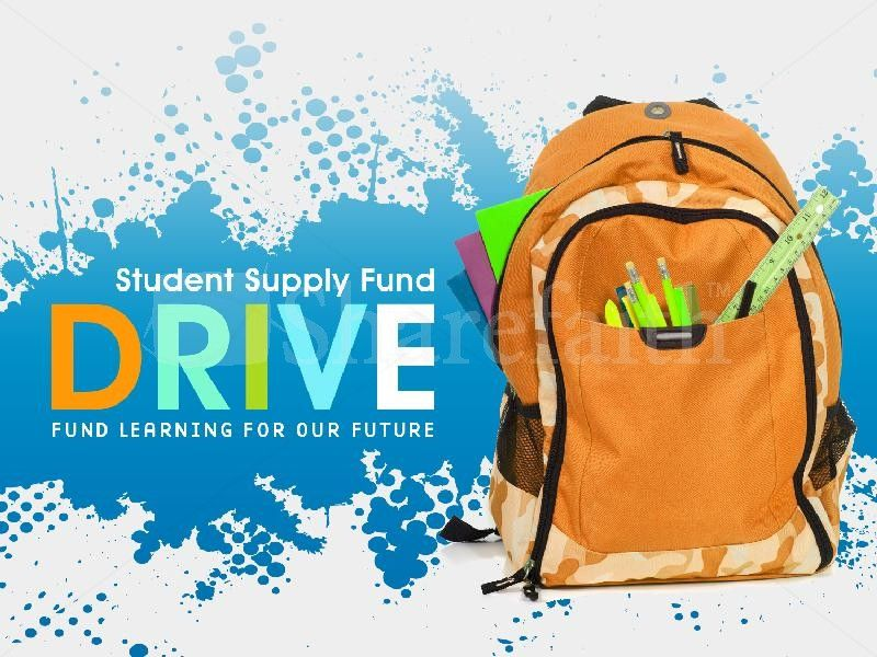 A great way to kick off the school year in your church is to a great way to kick off the school year in your church is to create a student supplies fund drive this school supplies fund drive powerpoint template will toneelgroepblik Choice Image