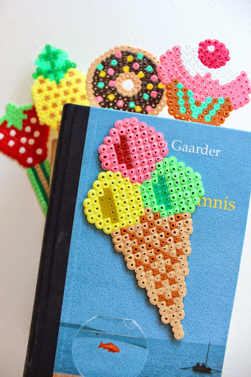 Cory Kenshin Perler Beads
