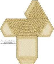 Resultado de imagen de las piramides de egipto para nios