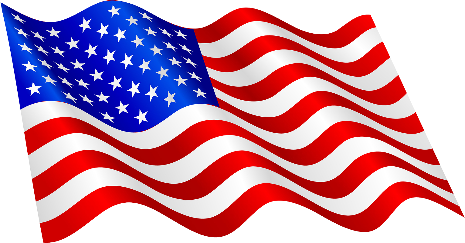 United States of America Flag PNG Transparent Images PNG