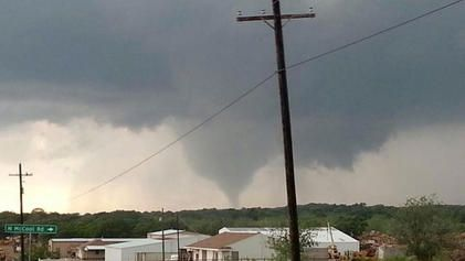 Granbury Tx Tornado An Ef4 May 15 2013 With Images Science