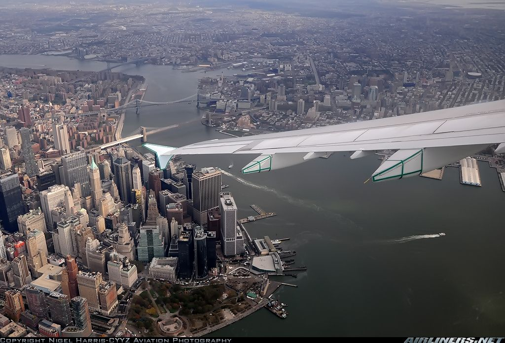 Amazing Nyc View In Flight Aerial View Aircraft Pictures Airplane View