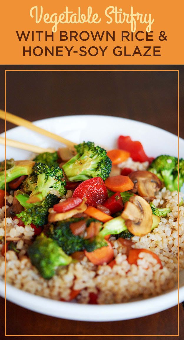 How To Make Veggie Stir-Fry That's Even Better Than Takeout #vegetablestirfry