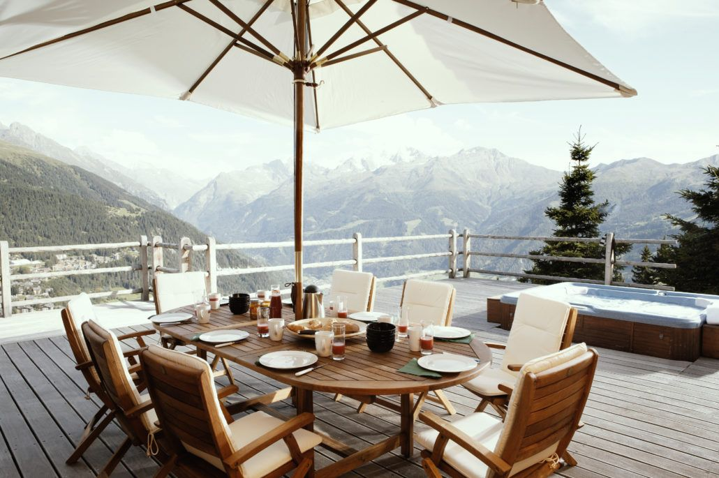 Hotel Chalet D\'Adrien - Architecture Verbier #architecture #panorama ...