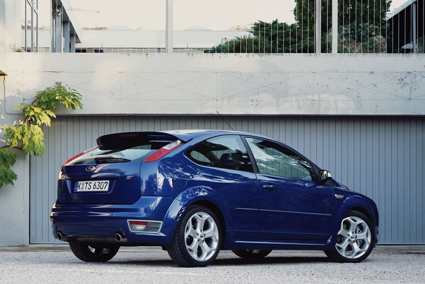 2012 Ford Focus St Blue Google Search With Images Ford Focus