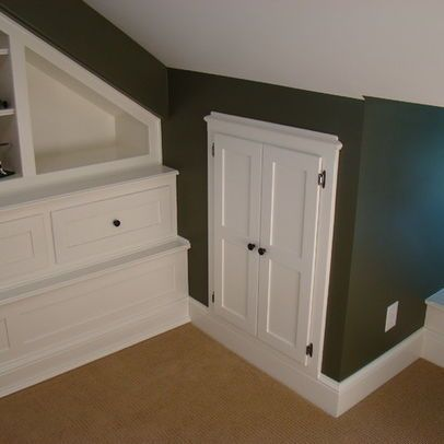 Dress up attic access door For the Abode