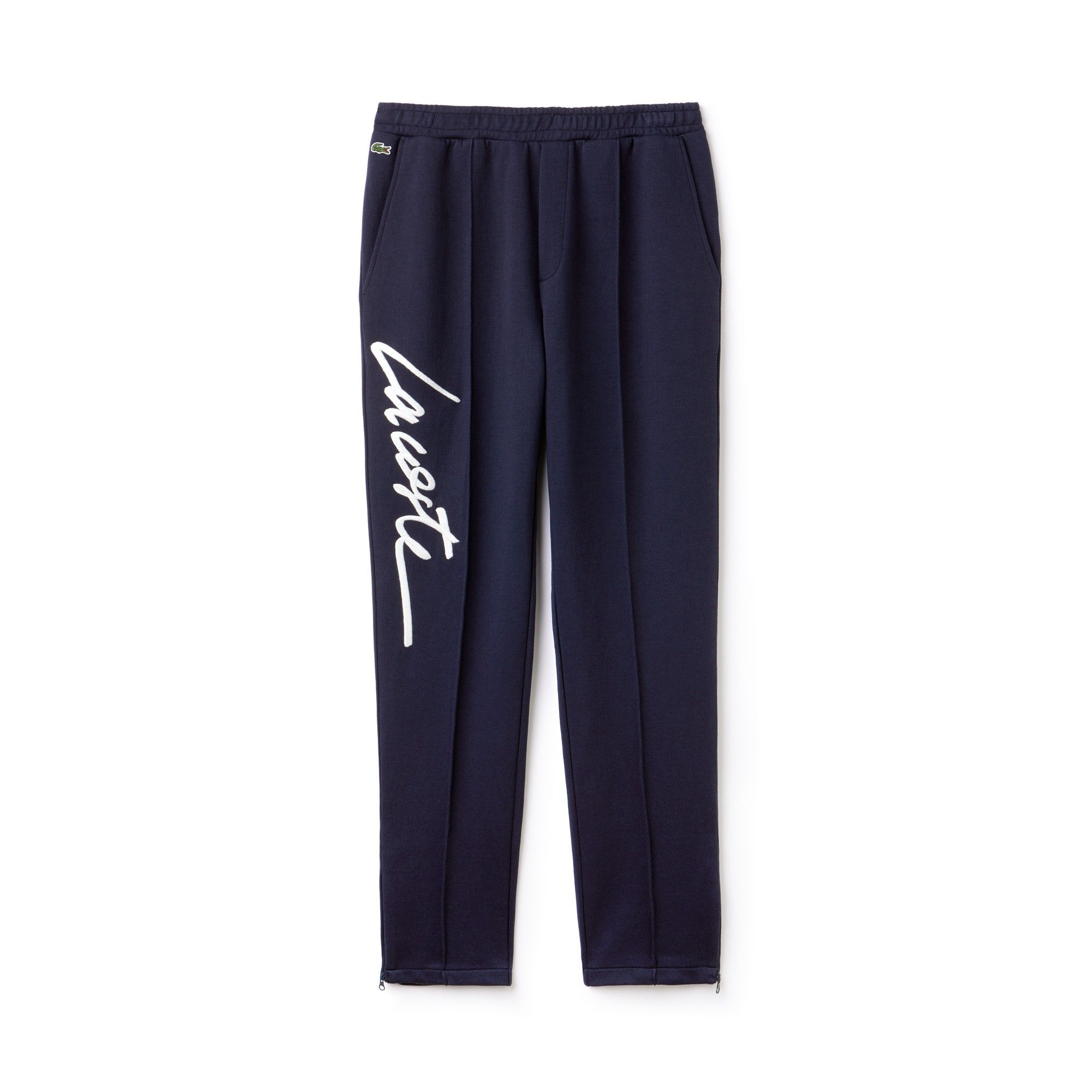LACOSTE Women s Contrast Band Interlock Jogging Pants - METHYLENE FLOUR.   lacoste  cloth     Lacoste   Pinterest   Lacoste 2273088fd14
