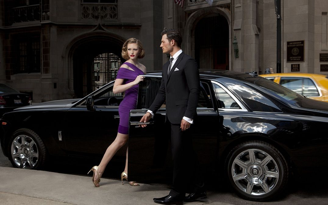 millionaires club (With images) Chauffeur service