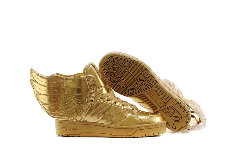 adidas js wings gold price