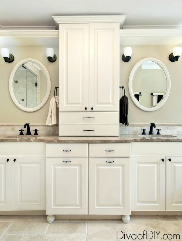Update Your Bathroom Vanity In 48 Easy Steps Bathroom Remodel Ideas Fascinating Quick Bathroom Remodel