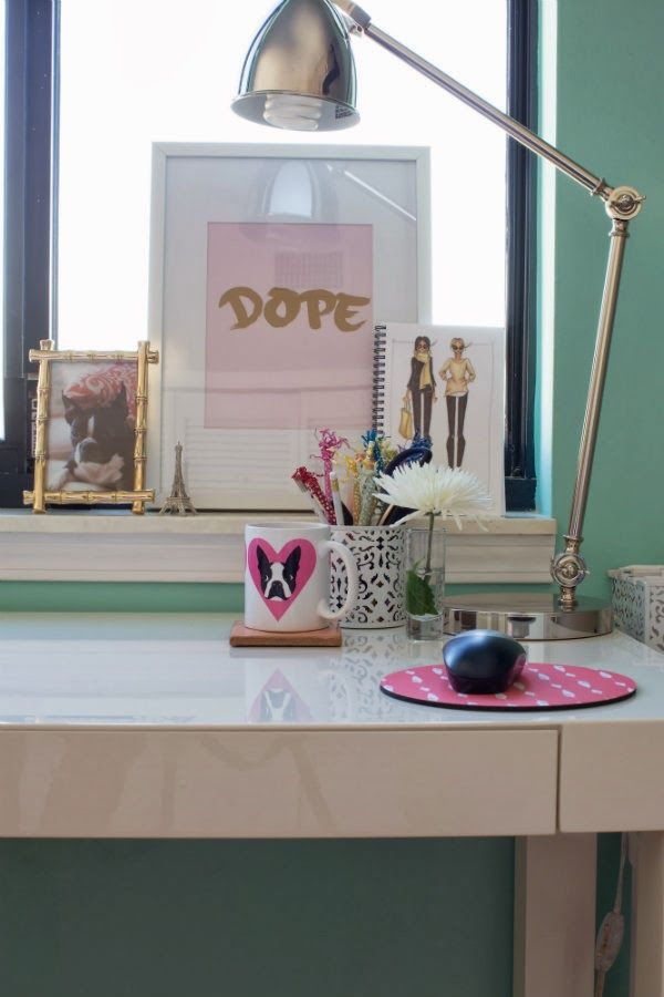 my style vita: Home Tour | Office