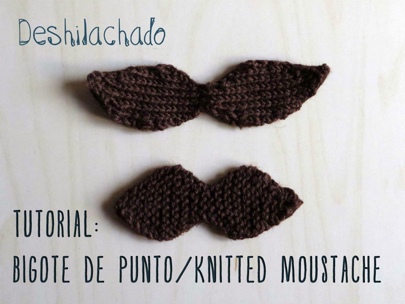 Deshilachado: Patrón de punto/Knit pattern   Pequeños detalles ...