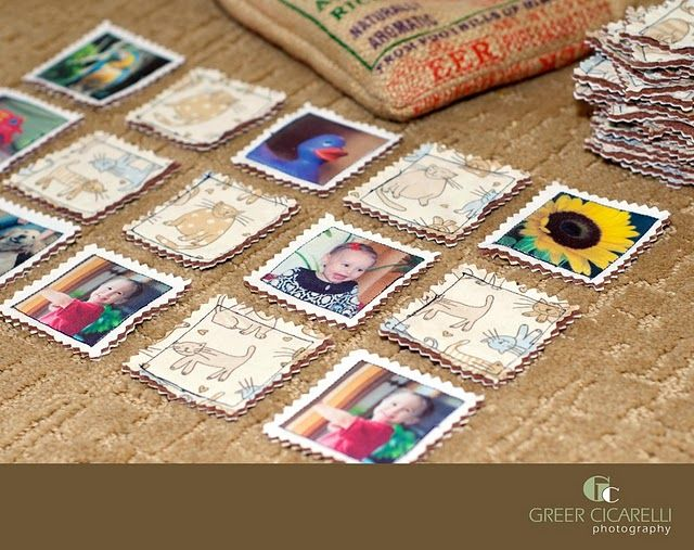 DIY Photo Fabric Memory Game