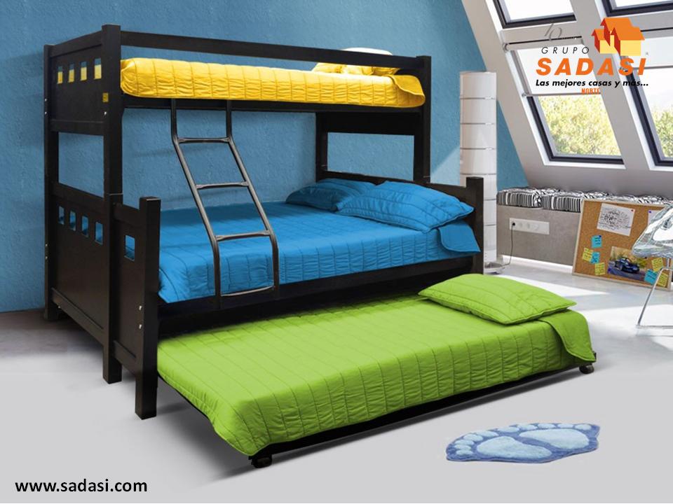 Hogar las mejores casas de m xico las literas triples - Mejor sistema para calentar una habitacion ...