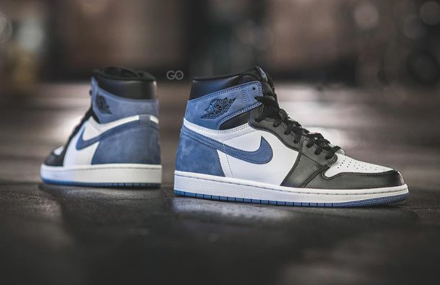 8579188816b The Air Jordan 1 Retro High OG Blue Moon will be featured in the upcoming 6