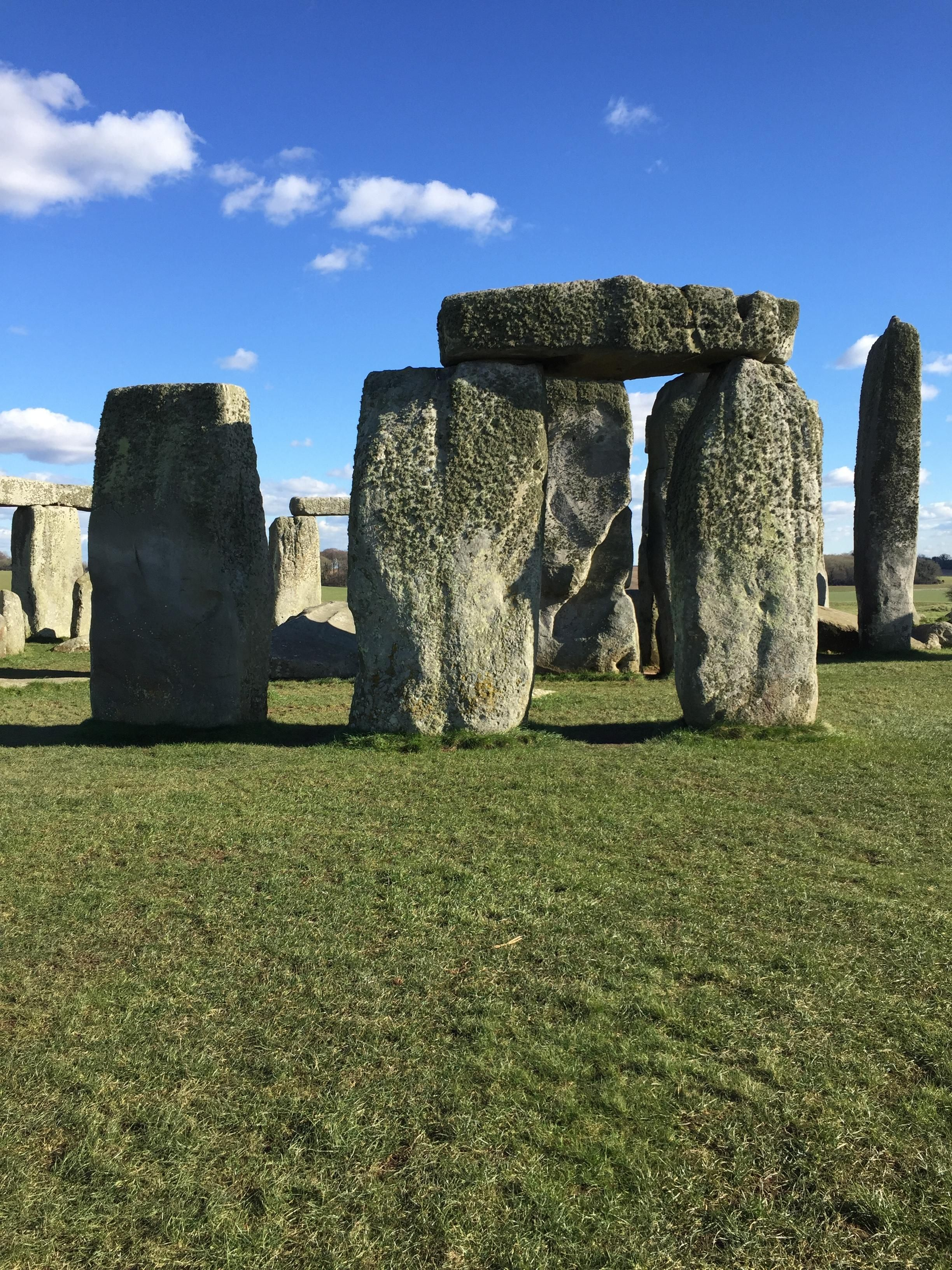 I went to Stonehenge and got some nice pictures to share with everyone!