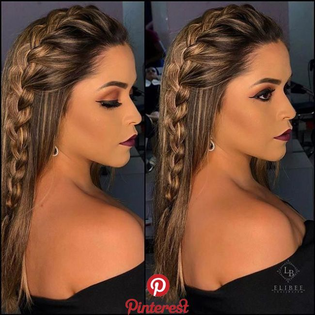 27 Prettiest Half Up Half Down Prom Hair - Hair Beauty