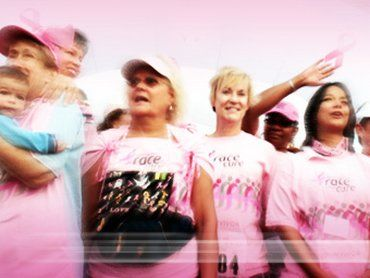 The mission of the Susan G. Komen Breast Cancer Foundation is to eradicate breast cancer as a life-threatening disease by advancing research, education, screening, and treatment.