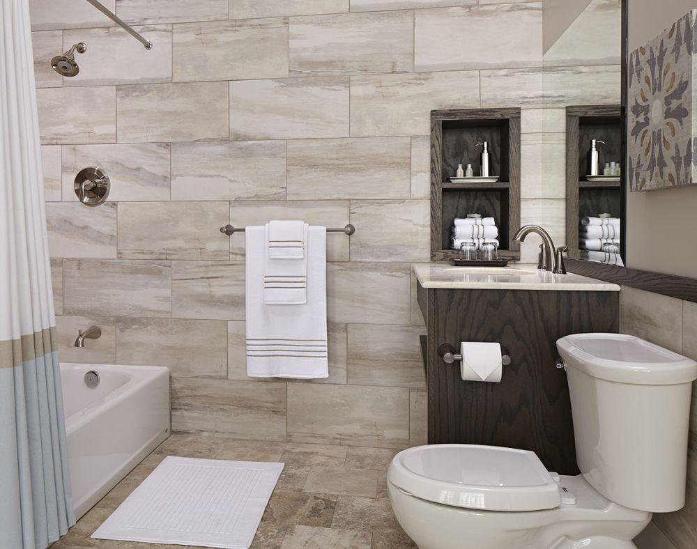 Brushed Nickel Bathroom Counter Accessories Bathroom Accessories