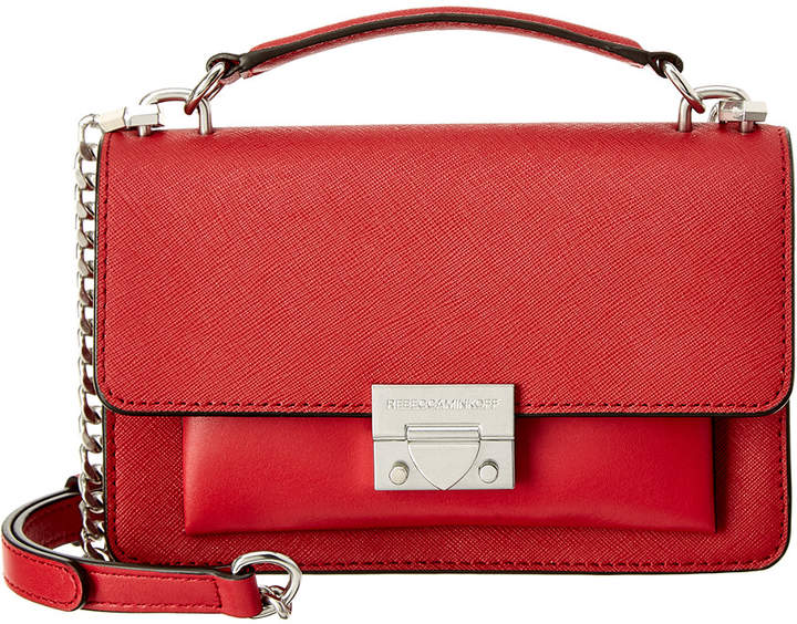Rebecca Minkoff Christy Phone Leather Crossbody
