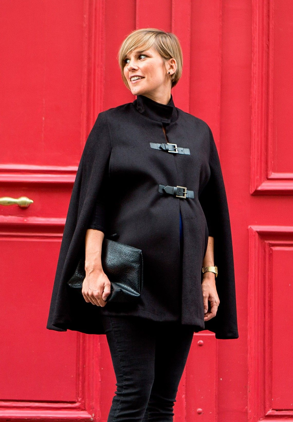 CAPE - Manteau grossesse | Get Inspired! Maternity Fashion