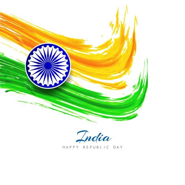 Abstract indian flag theme background design of india and vector also rh in pinterest